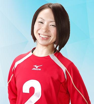 浦田 理恵 (うらた りえ)選手