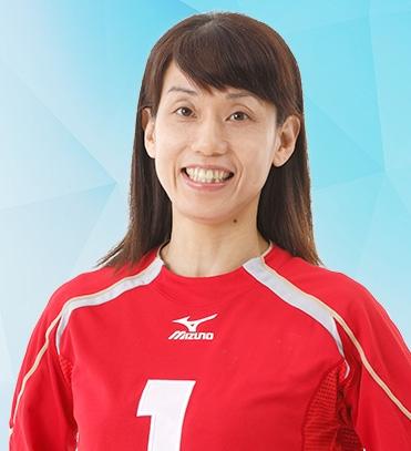 小宮 正江 (こみや まさえ)選手